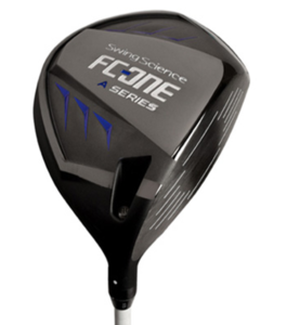 Swing Science FC-one Adjustable Driver