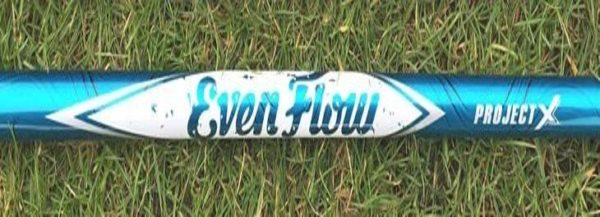 Project X Evenflow Blue Wood and Hybrid Shafts