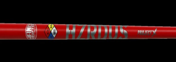 Project X Hzrdus Red Wood Shaft